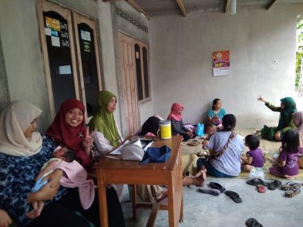 Pertemuan KP Ibu Wijaya Kusuma