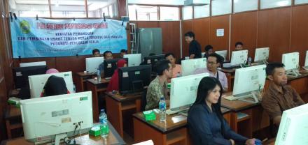 Pelatihan Pemasaran Online Bagi Tenaga Kerja Mandiri