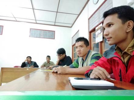 Bimtek TPK Desa Palbapang Th 2020