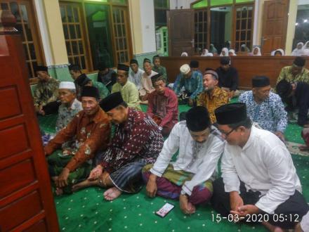 Safari Subuh DBKS Di Masjid Al Fatah Serut