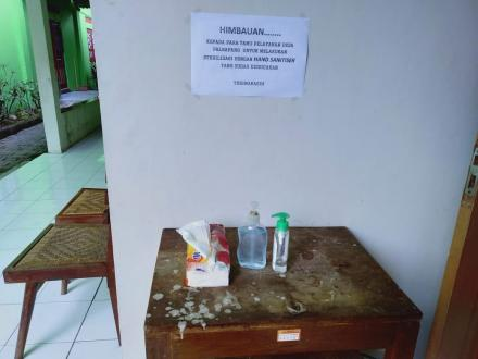 Cuci Tangan sebagai Pencegahan Covid-19