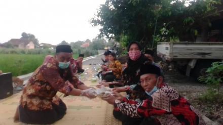 Kerjasama pembangunan jembatan trirenggo Palbapang