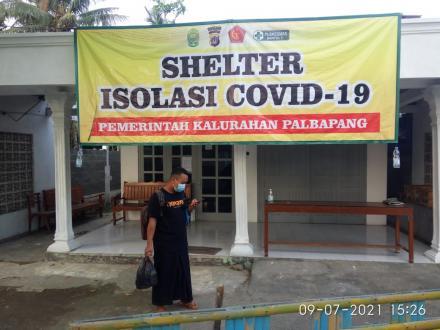 Shelter kalurahan Palbapang